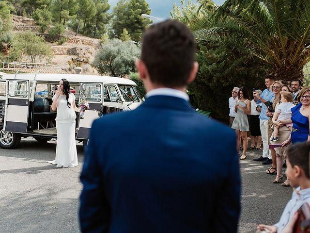 La boda de Ximo y Mari en Onda, Castellón 43