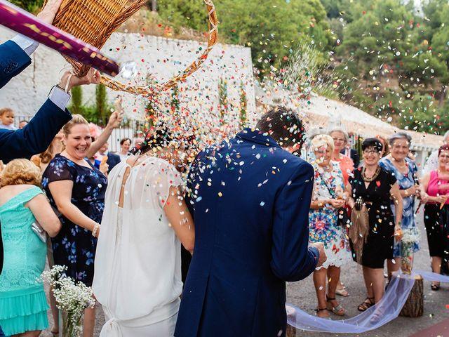 La boda de Ximo y Mari en Onda, Castellón 56