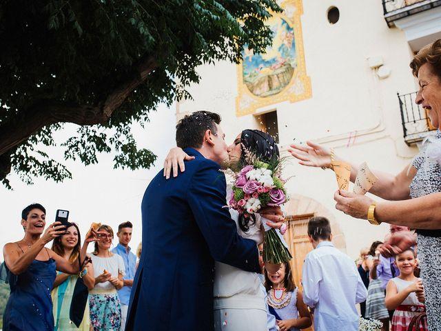 La boda de Ximo y Mari en Onda, Castellón 57