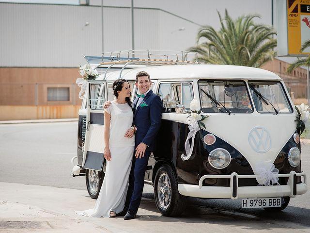 La boda de Ximo y Mari en Onda, Castellón 72