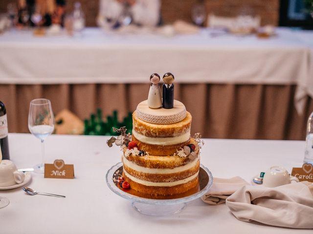 La boda de Nick y Carolina en Gijón, Asturias 16
