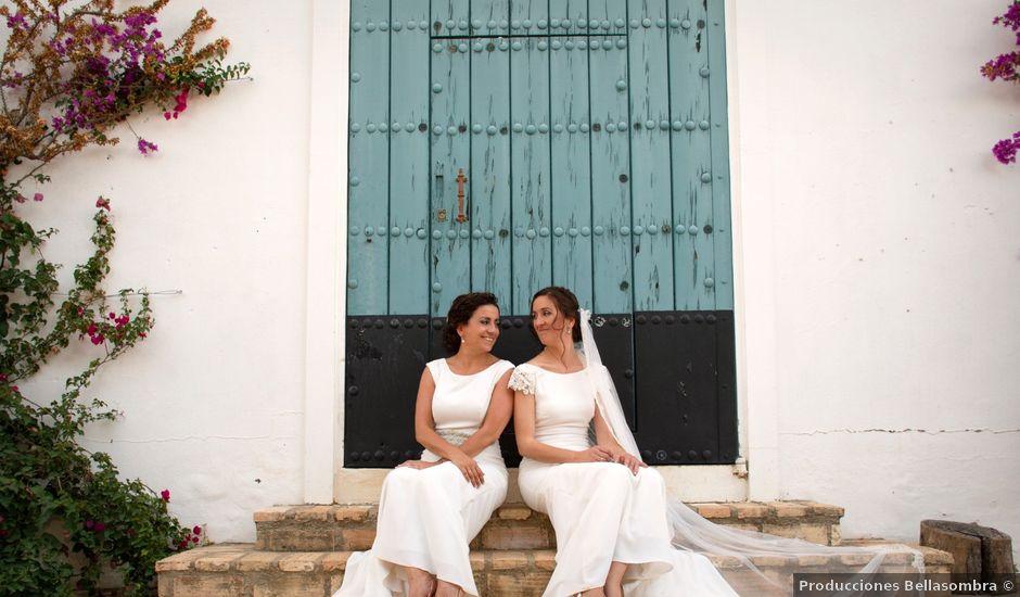 La boda de Ana y María en Sevilla, Sevilla