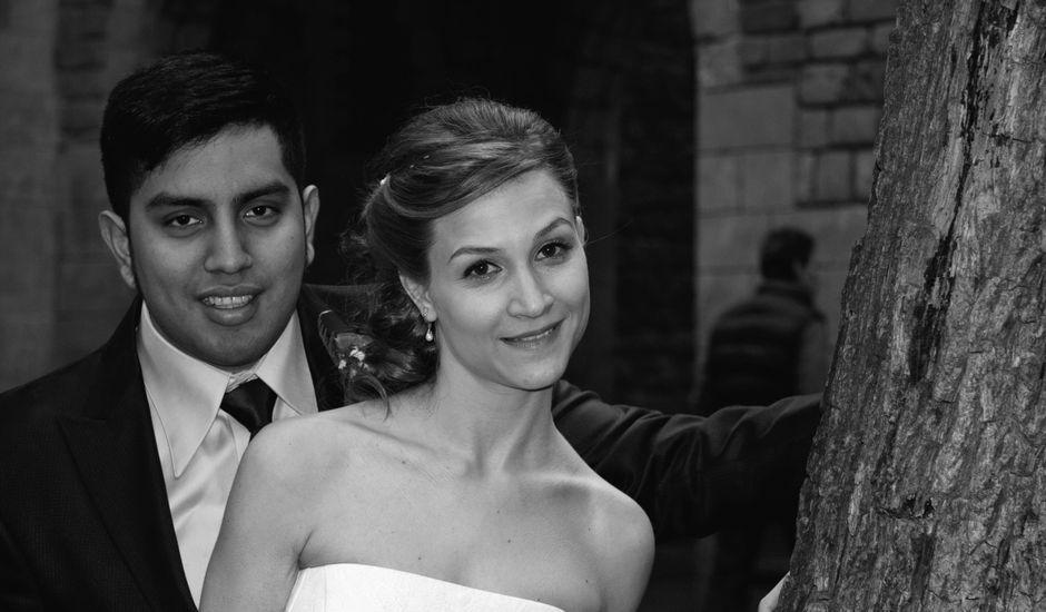 La boda de Marta y Mauricio en Barcelona, Barcelona