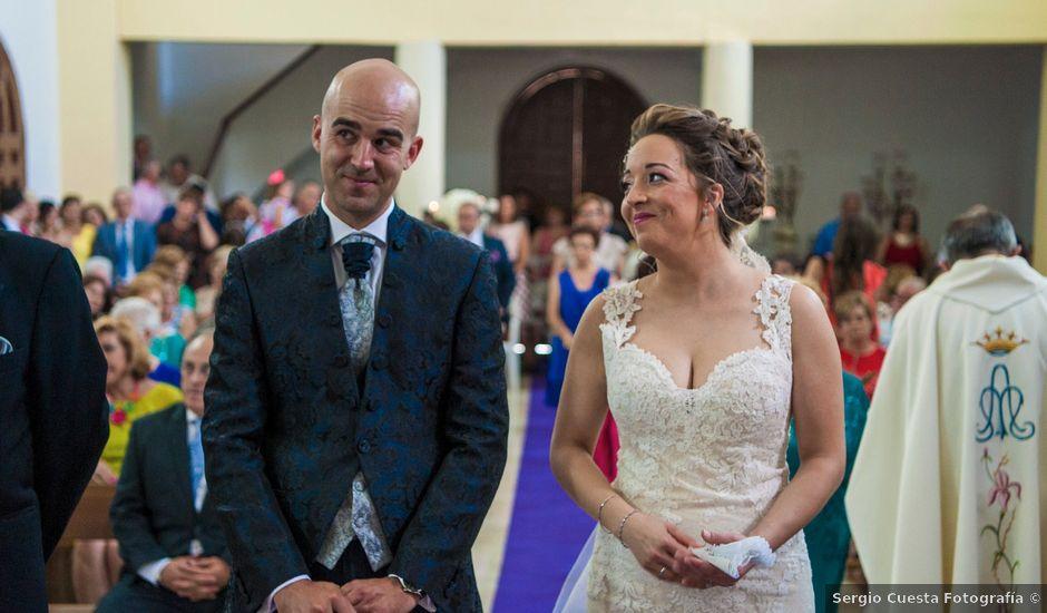La boda de David y Vero en Buenache De Alarcon, Cuenca
