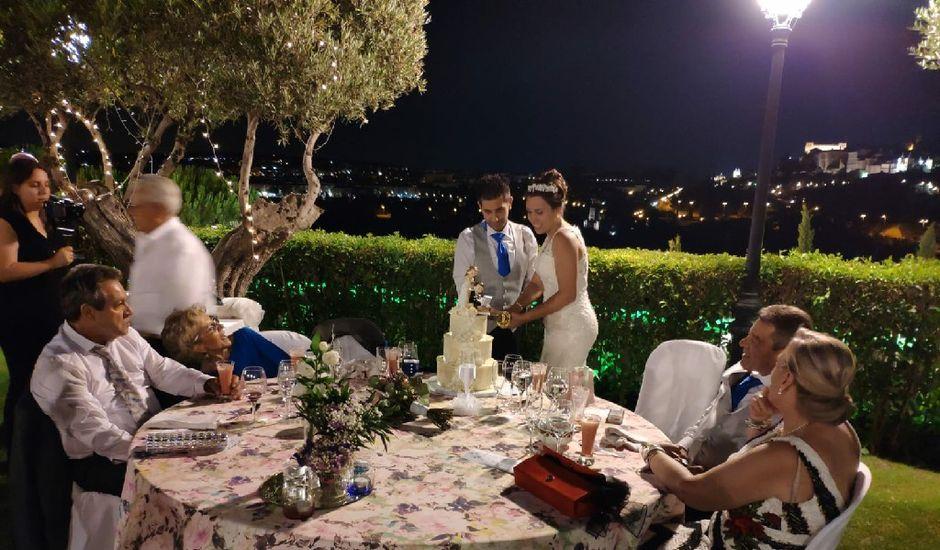 La boda de Jose y Sara en Toledo, Toledo