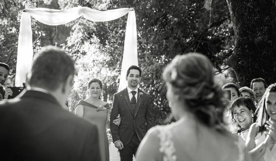 La boda de María y Carlos y María en Plasencia, Cáceres