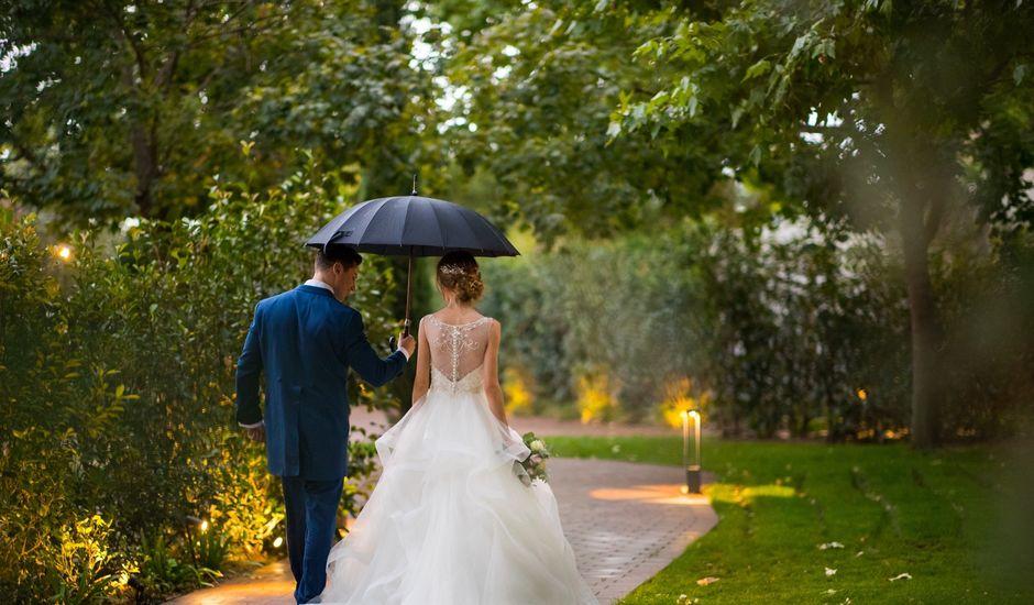 La boda de David y Verónica  en Madrid, Madrid