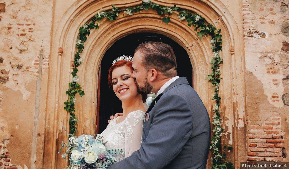La boda de Ismael y Almudena en Jerez De Los Caballeros, Badajoz