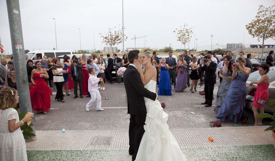 La boda de David y Débora en Castelló/castellón De La Plana, Castellón
