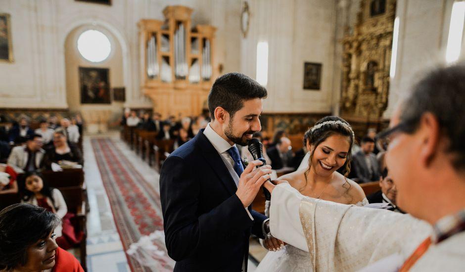 La boda de Guillermo y Nadia  en Burgos, Burgos