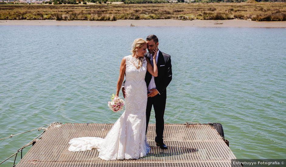 La boda de Alfredo y Ana Mari en Los Barrios, Cádiz