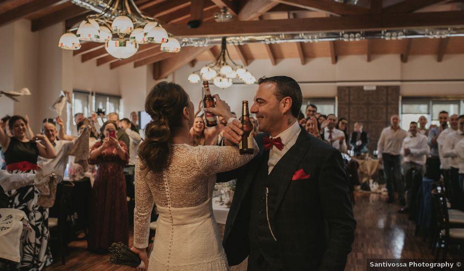 La boda de Javier y Zoraida en Foz (Santiago), Lugo