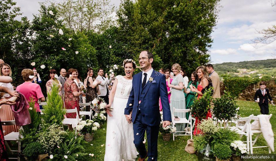 La boda de Stuart y Sonia en Celanova, Orense