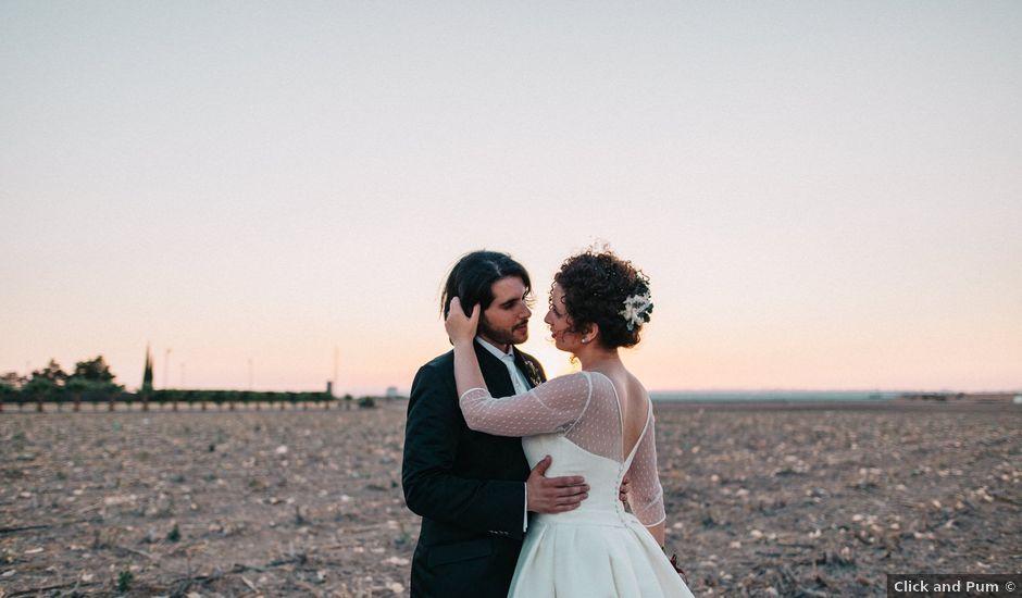 La boda de Sergio y Marta en Torre Pacheco, Murcia