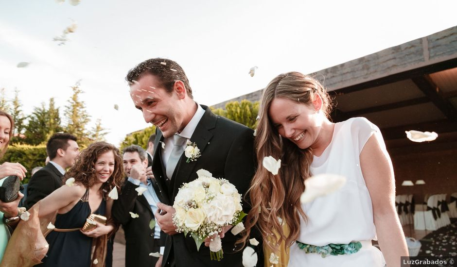 La boda de Carlos y Sandra en Sentmenat, Barcelona
