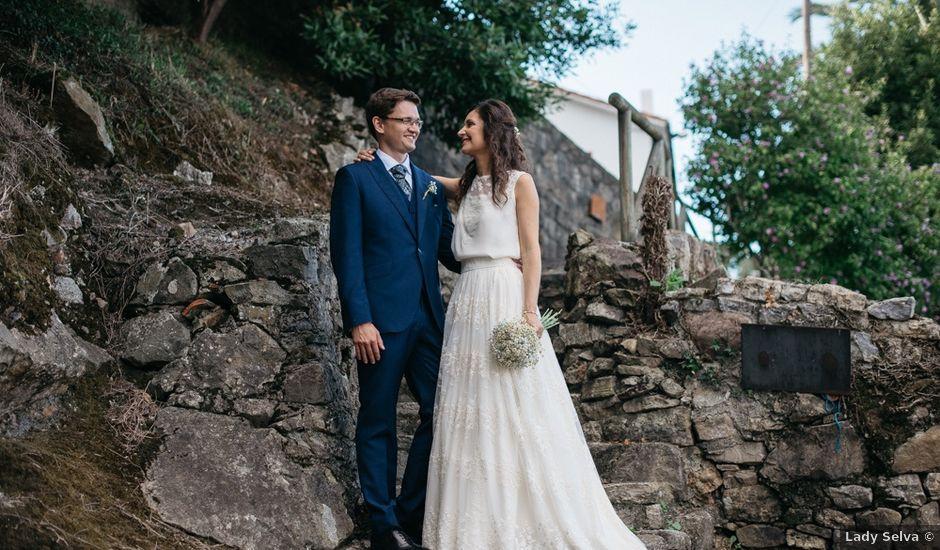 La boda de Nick y Carolina en Gijón, Asturias