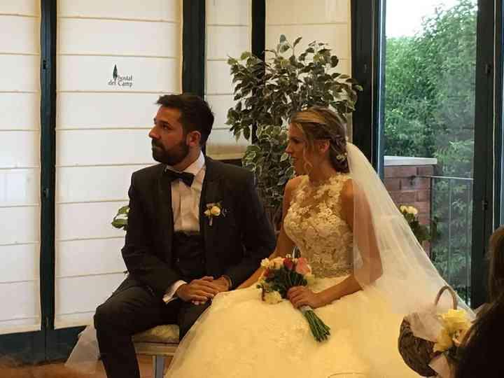 La boda de Lorena y Juan