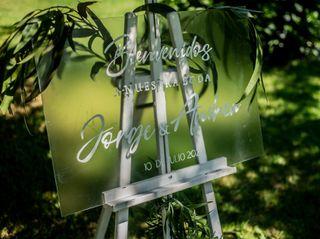 La boda de Andrea y Jorge 1
