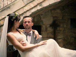 La boda de Dèlia y Peter 1