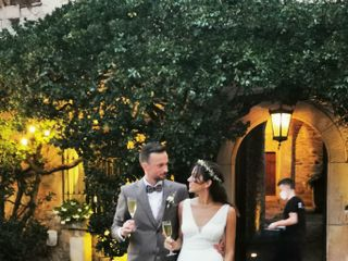 La boda de Dèlia y Peter 2