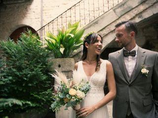 La boda de Dèlia y Peter