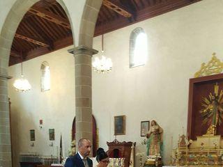 La boda de Sarai y Moisés 2
