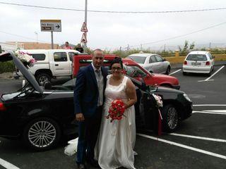 La boda de Sarai y Moisés