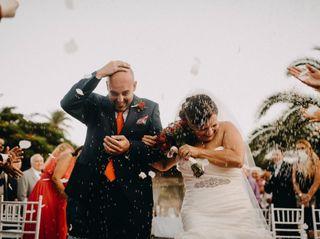 La boda de Ilenia y Oliver