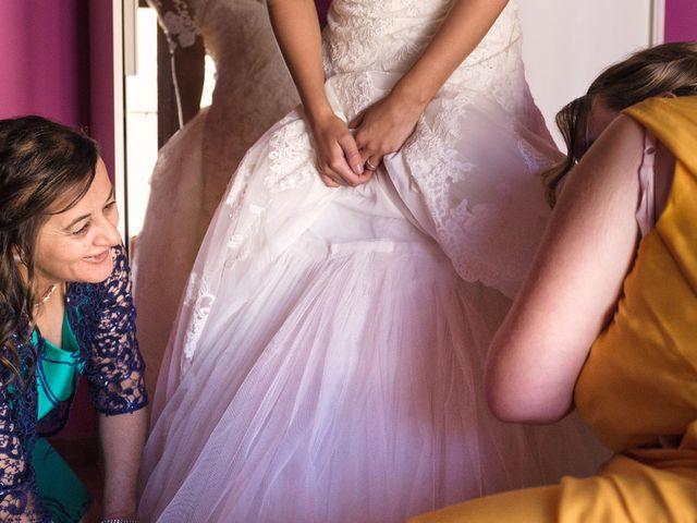 La boda de Héctor y Sandra en Torrecilla De Alcañiz, Teruel 25