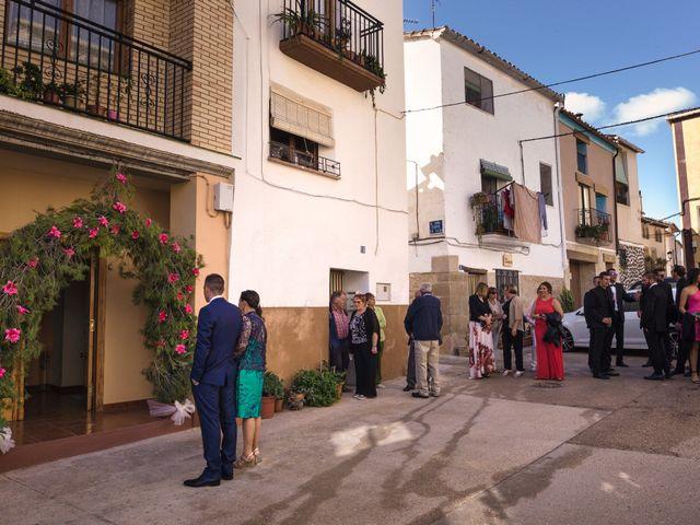 La boda de Héctor y Sandra en Torrecilla De Alcañiz, Teruel 31