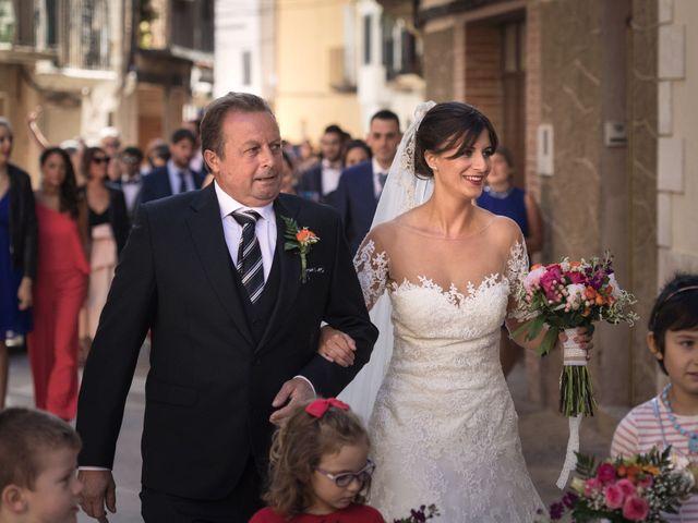 La boda de Héctor y Sandra en Torrecilla De Alcañiz, Teruel 33