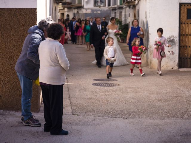 La boda de Héctor y Sandra en Torrecilla De Alcañiz, Teruel 34