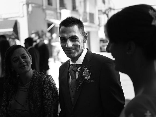La boda de Héctor y Sandra en Torrecilla De Alcañiz, Teruel 36