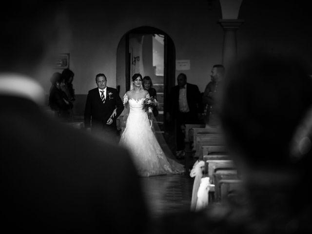 La boda de Héctor y Sandra en Torrecilla De Alcañiz, Teruel 37