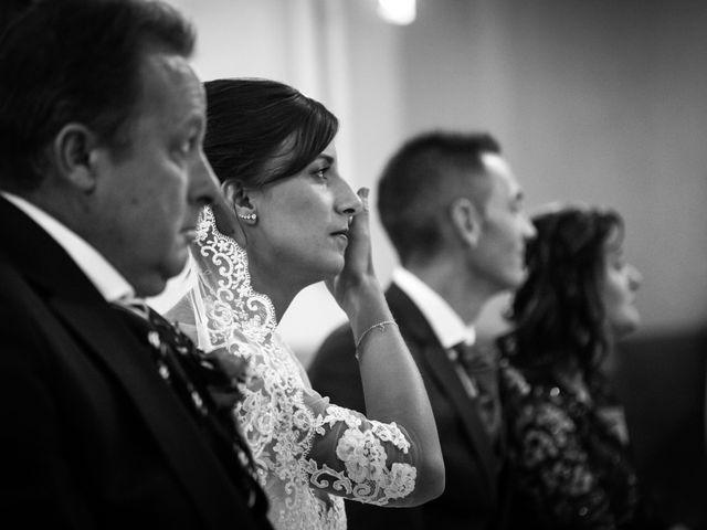 La boda de Héctor y Sandra en Torrecilla De Alcañiz, Teruel 40