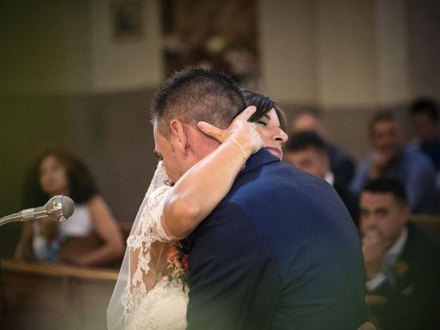 La boda de Héctor y Sandra en Torrecilla De Alcañiz, Teruel 1