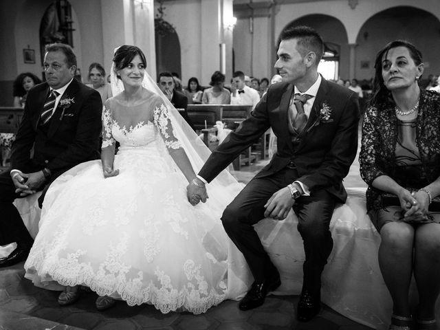 La boda de Héctor y Sandra en Torrecilla De Alcañiz, Teruel 42