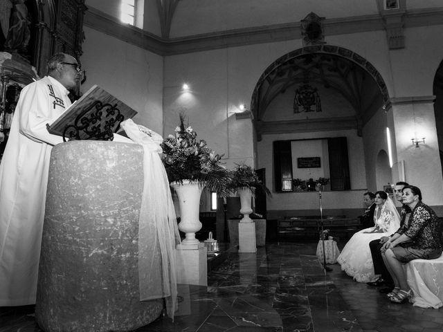 La boda de Héctor y Sandra en Torrecilla De Alcañiz, Teruel 43