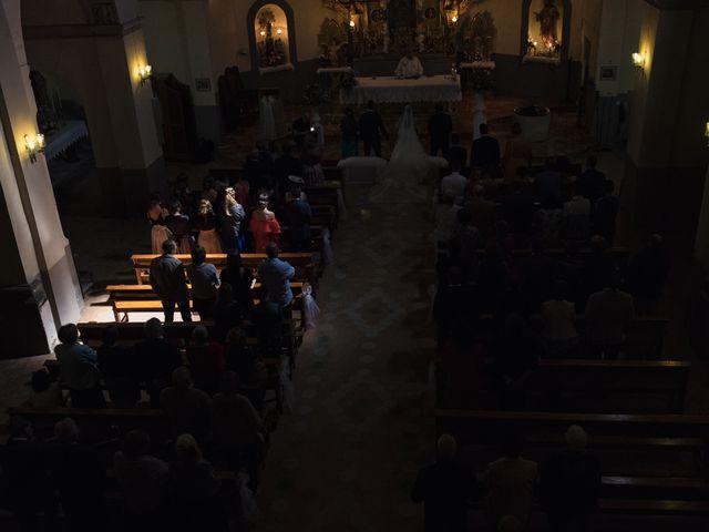 La boda de Héctor y Sandra en Torrecilla De Alcañiz, Teruel 44