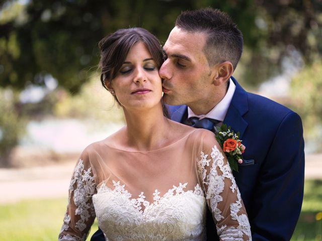 La boda de Héctor y Sandra en Torrecilla De Alcañiz, Teruel 2