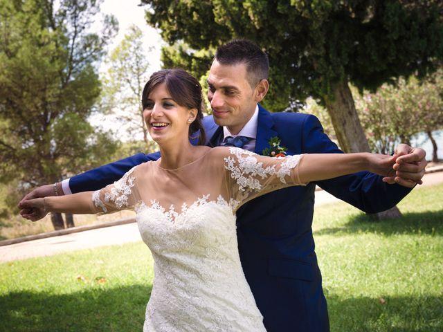 La boda de Héctor y Sandra en Torrecilla De Alcañiz, Teruel 49