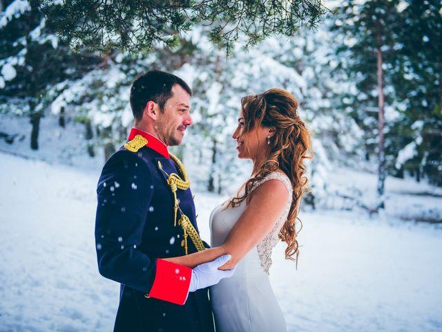 La boda de Aida y Alfonso