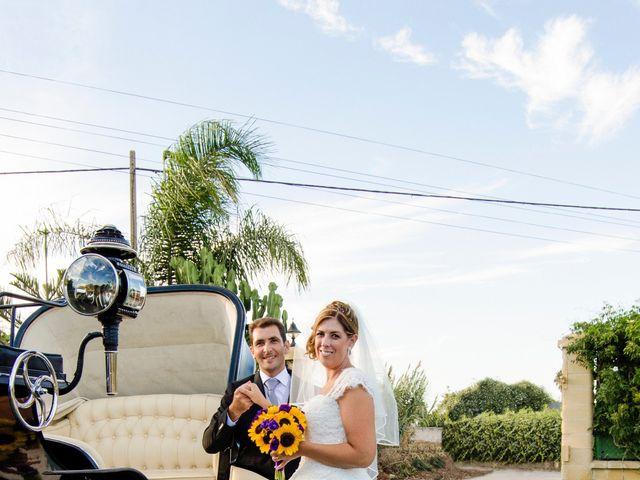 La boda de Dany y Sarah en Sanlucar De Barrameda, Cádiz 8