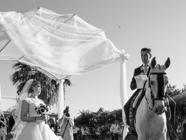 La boda de Dany y Sarah en Sanlucar De Barrameda, Cádiz 10