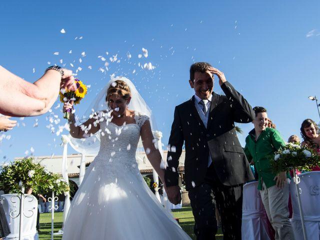 La boda de Sarah y Dany
