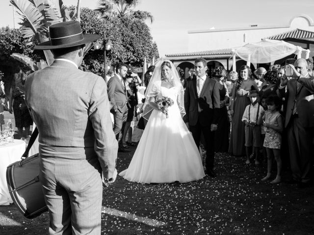 La boda de Dany y Sarah en Sanlucar De Barrameda, Cádiz 12