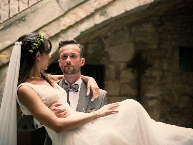 La boda de Peter y Dèlia en Sant Marti De Tous, Barcelona 2