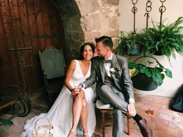 La boda de Peter y Dèlia en Sant Marti De Tous, Barcelona 4
