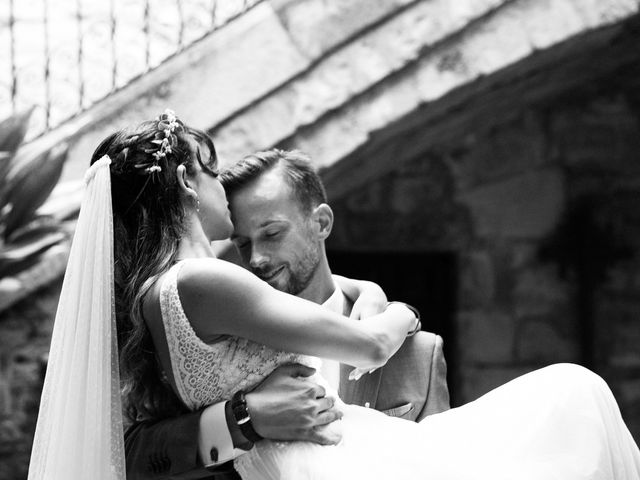 La boda de Peter y Dèlia en Sant Marti De Tous, Barcelona 5