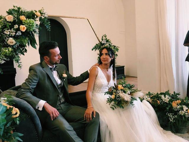 La boda de Peter y Dèlia en Sant Marti De Tous, Barcelona 6